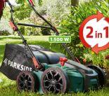 Elektro-Vertikutierer von Parkside