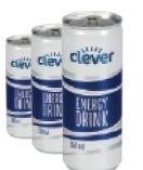 Energy Drink von Clever