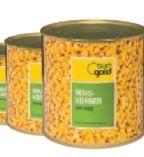 Maiskörner von Sungold