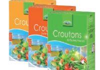 Croutons von Land-Leben