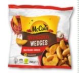 Western Wedges von McCain
