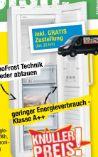 Gefrierschrank GS33NVWEP von Siemens