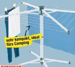 Standwäscheschirm LinoPop-Up 140 von Leifheit