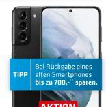 Smartphone Galaxy S21+ von Samsung