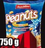 Peanuts von Snackline