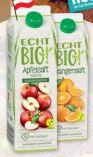 Orangensaft von Echt Bio