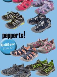 Kinder Freizeitschuhe von Pepperts!