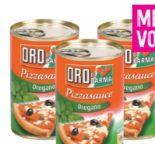 Pizzasauce Oregano von Oro Di Parma