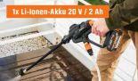 Akku-Hochdruckreiniger WG620E von Worx