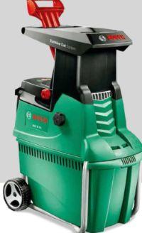 Leiseturbinenhäcksler AXT 25 TC von Bosch