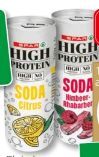 High Protein Soda von Spar