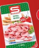 Extrawurst von S Budget