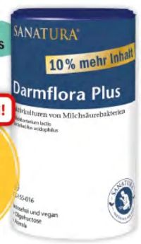 Darmflora Plus von Sanatura
