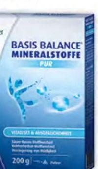 Basis Balance Mineralstoff Pur von Hübner