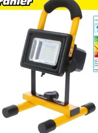 Akku-LED-Chip-Strahler