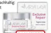 Exclusive Repair Tagescreme von Arya Laya