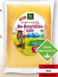 Bio-Bergbauern-Käse von Bio Sonne