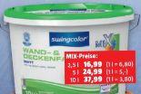Mix Wand-Deckenfarbe von Swingcolor