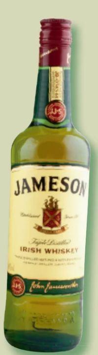 Irish Whiskey von Jameson