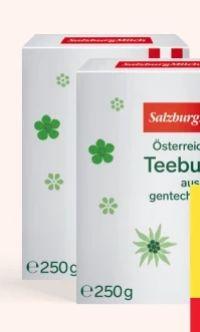 Teebutter von Salzburg Milch