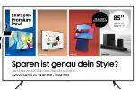 Smart QLED TV 85Q60T von Samsung