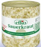 Seeburger Sauerkraut von Efko