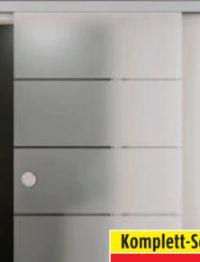 Glasschiebetür-Set Jubidoor 6.0