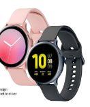 Smartwatch Galaxy Active2 von Samsung