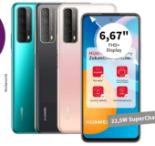 Smartphone P Smart 2021 von Huawei