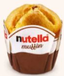 Nutella-Muffin von Ferrero