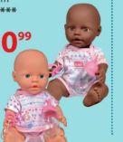 New-Born-Babypuppe von Hauck Toys