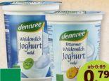 Bio-Weidemilchjoghurt von dennree