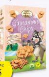 Cinnamon Chips von Happy Harvest