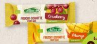 Bio-Fruchtschnitte von Allos