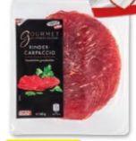Rindercapaccio von Gourmet Finest Cuisine