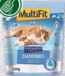 Diamonds Silikat Katzenstreu von MultiFit