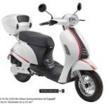 E-Moped E3100Li von Luxxon