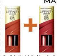 Lipfinity 24h Lippenstift von Max Factor