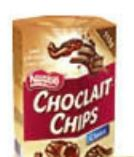 Choclait Chips von Nestlé