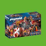 Festung der Burnham Raiders von Playmobil