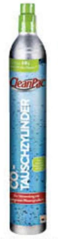 Tauschzylinder von CleanPac