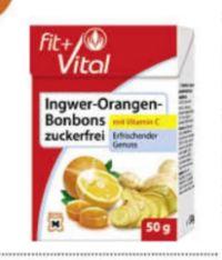 Zuckerfreie Bonbons von Fit+Vital