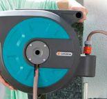 Wand-Schlauchbox 15 roll-up automatic von Gardena
