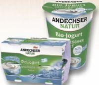 Bio-Jogurt Genuss von Andechser Natur