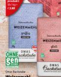 Weizenmehl von Omas Backstube