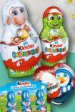 Kinder Osterhohlfiguren von Ferrero