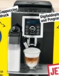 Kaffeevollautomat ECAM 23.460B von DeLonghi