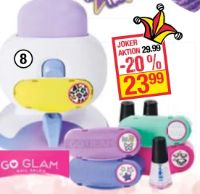 Cool Maker Go Glam Nails Salon von Spin Master