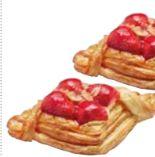 Plunder mit Erdbeeren von Interspar Backstube