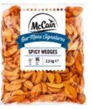 Spicy Wedges von McCain